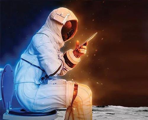 太空如厕非易事这个尴尬的难题至今困扰着航天员